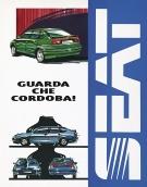 1994 | Seat Press kit (Agency: Media Consultants - Roma)