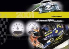 2001 | Dunlop Italia Brochure (Agency: Media Consultants - Roma)