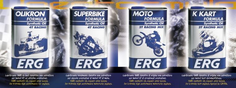2002 | ERG Brochure (Agency: Media Consultants - Roma)