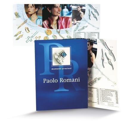 2002 | Paolo Romani Brochure
