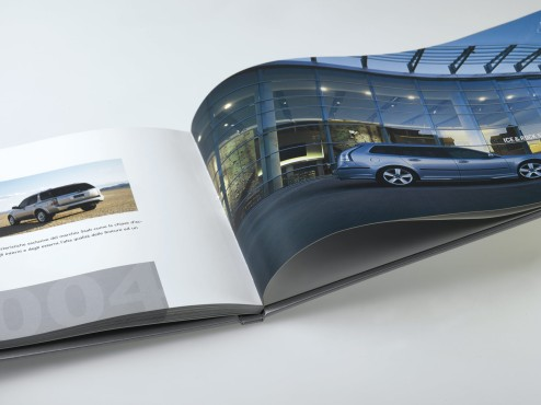 "2005 | Book Saab ""Individualità Saab - 1939-2005"" (Agency: Media Consultants - Roma)"